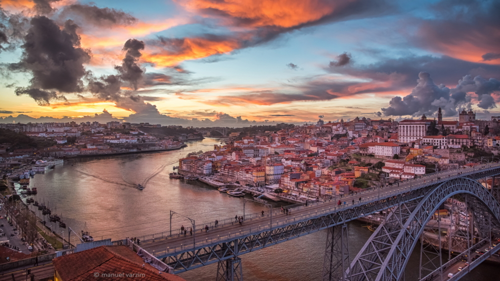 Porto - picture by Manuel Varzim